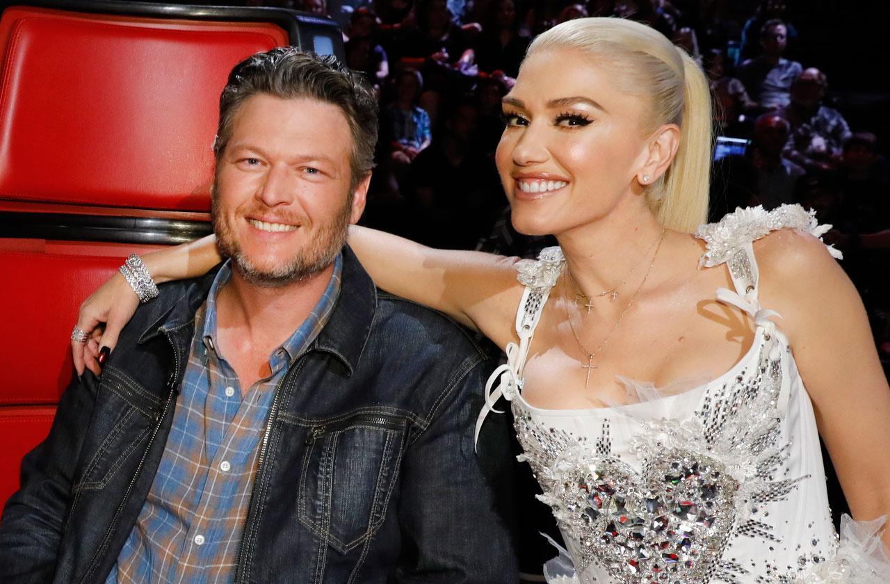 Voice Gwen Stefani Blake Shelton Engaged Ratings