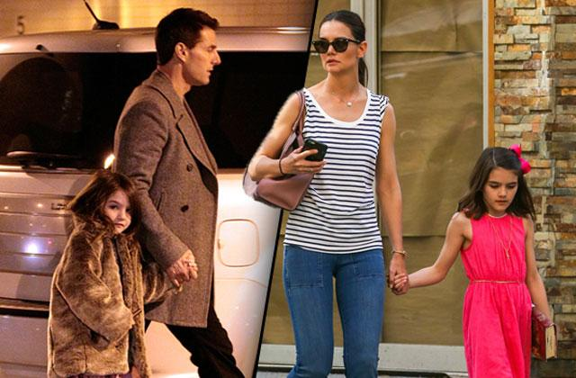 //suri cruise katie holmes tom cruise normal life school pp