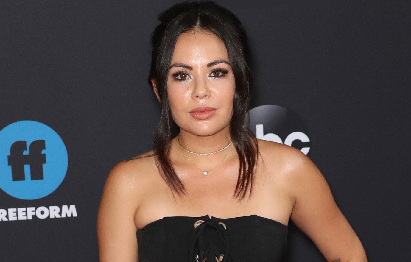 //janel parrish reveals father in law killed by drunk driver pp