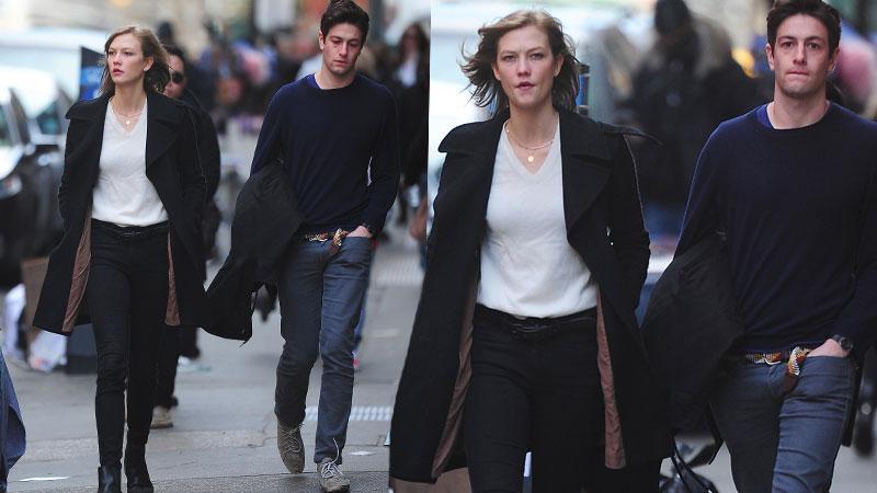 Karlie Kloss Not Ready To Marry Wealthy Boyfriend