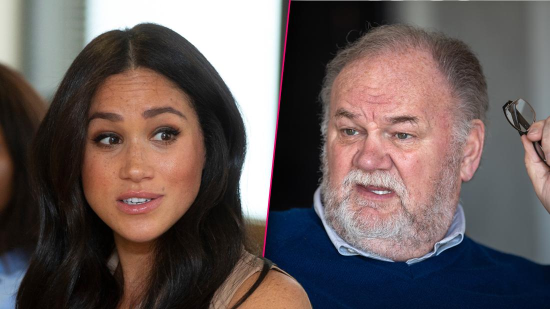 Meghan Markle Gets Ready For Showdown With Estranged Father in Court