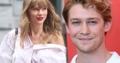 Joe Alwyn Talks Taylor Swift Relationship