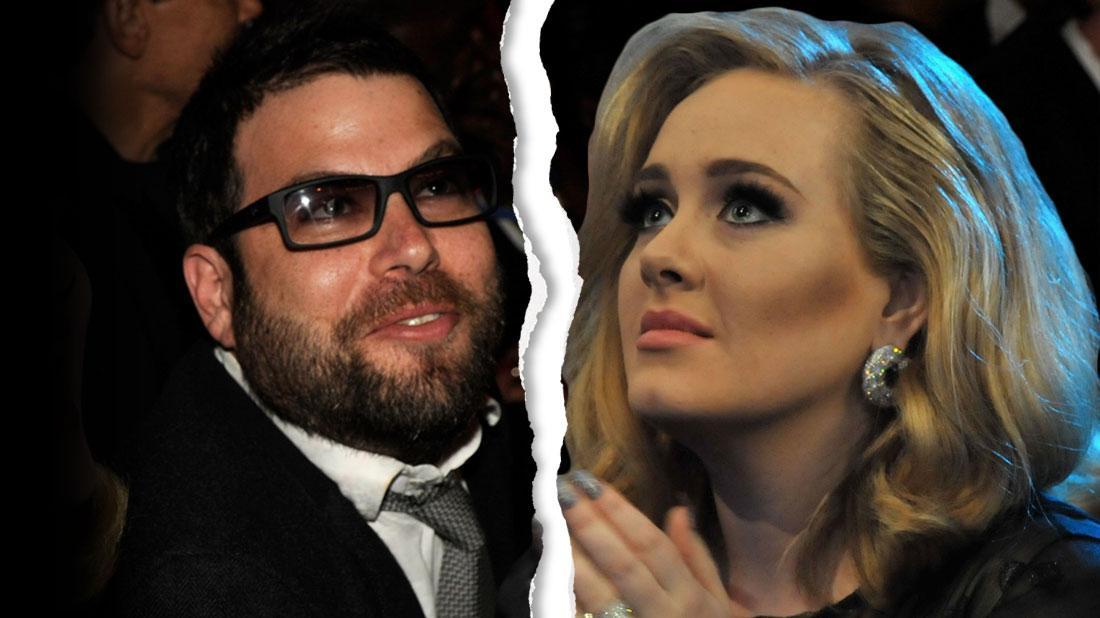 Adele And Husband Simon Konecki Divorce
