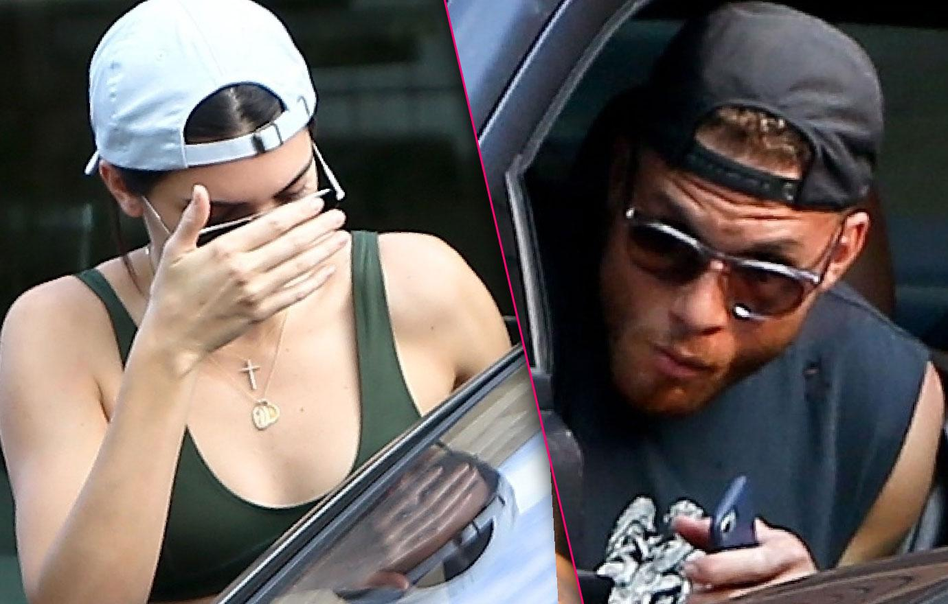 Kendall Jenner Goes On Date With Blake Griffin