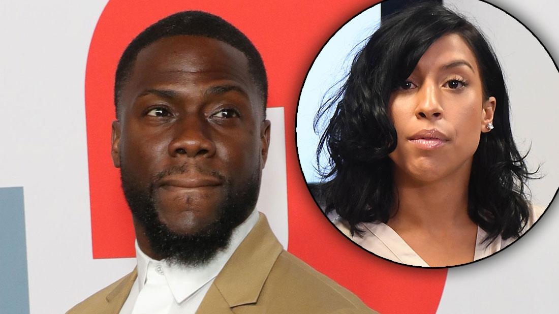 Kevin Hart Fights To Dismiss 'Baseless' Suit, Refuses To Settle With Sex Tape Partner