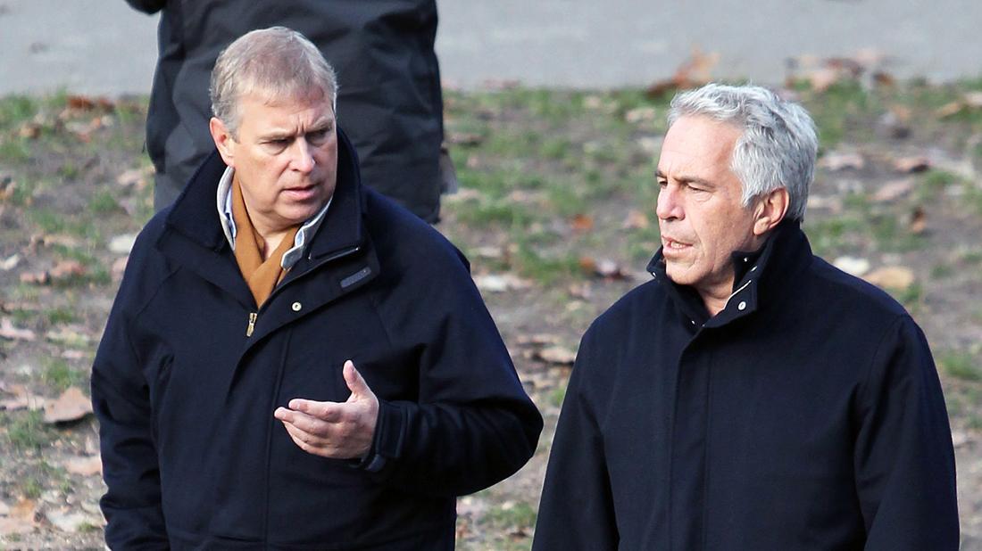 Jeffrey Epstein Prince Andrew Relationship Podcast Warns