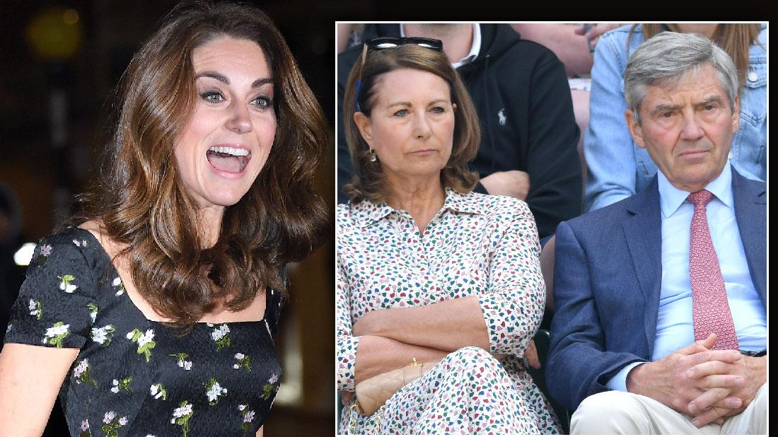 Kate Middleton's Parents' Party Business Tanks