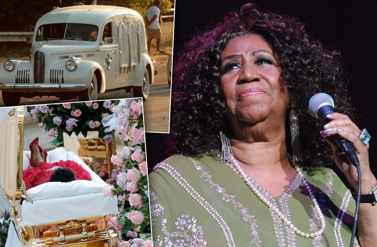 Aretha Franklin Funeral Costs
