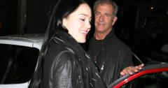 Mel Gibson Girlfriend Pregnancy Rumors