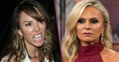 RHOC Kelly Dodd Tamra Judge Refusing To Film With Each Other