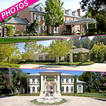 //biggest celebrity homes zillow