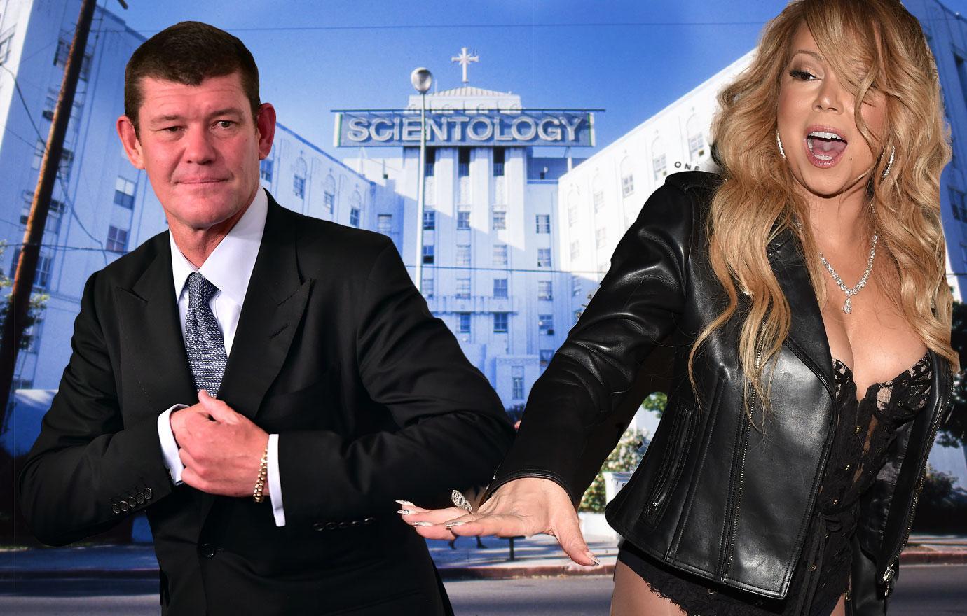 Billionaire James Packer Cuts All Scientology Ties After Failed Mariah Carey Romance