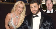 Britney Spears' Ailing Father Jamie Bans Marriage To Sam Asghari As He Fears Much-Younger Boy Toy Is After Her $200M