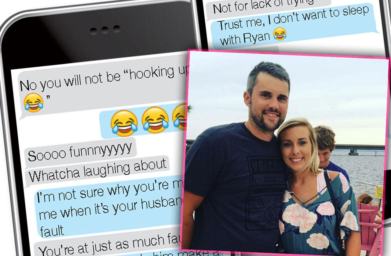 //ryan edwards wife blames other woman cheating scandal naked photos tinder pp
