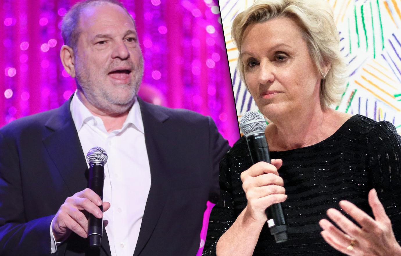 Tina Brown Traumatized By Bully Harvey Weinstein