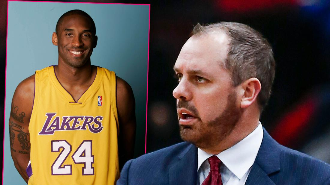 Lakers Coach Is 'Extremely Emotional' About Kobe Bryant's Tragic Death After Helicopter Crash