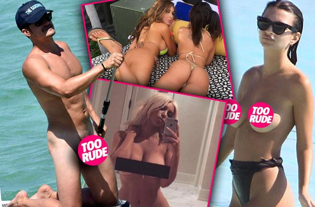 celebrities naked nsfw moments