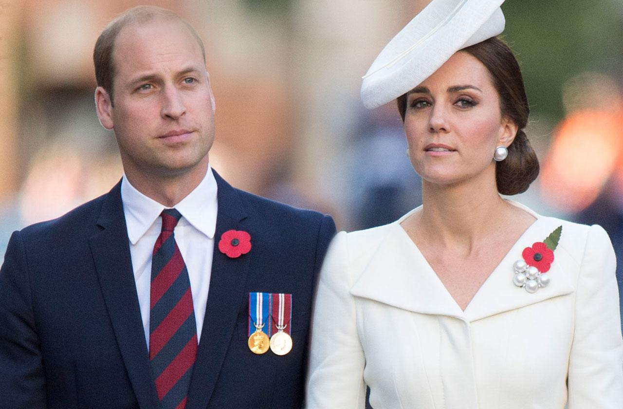 //prince william kate middleton pregnant no sleep pp