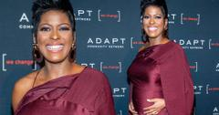 New Mom Tamron Hall Shares First Photo Of Her Newborn Son Moses