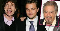 Leonardo DiCaprio Dances With Mick Jagger Al Pacino