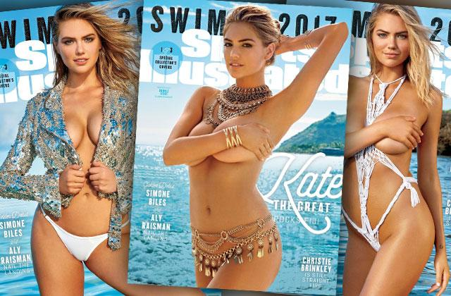//kate upton sports illustrated swimsuit cover topless nude pp