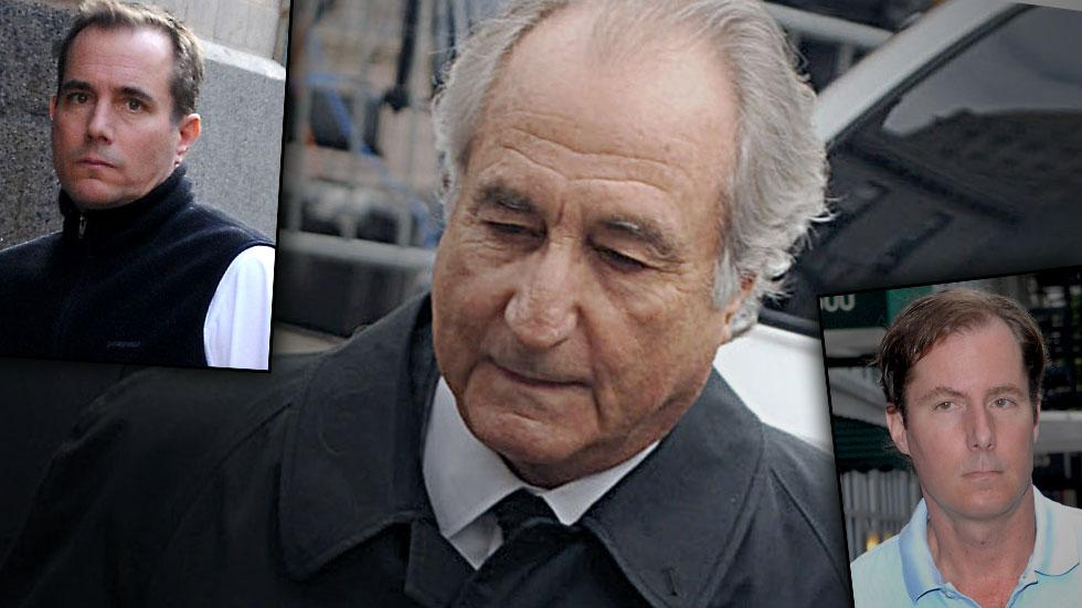 Bernie Madoff Pain Losing Sons Worse Cheating Victims