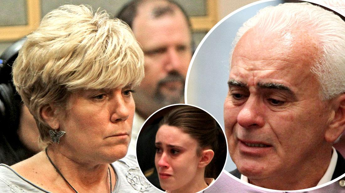 Casey Anthony Mom Cindy Doesn't Speak To Her