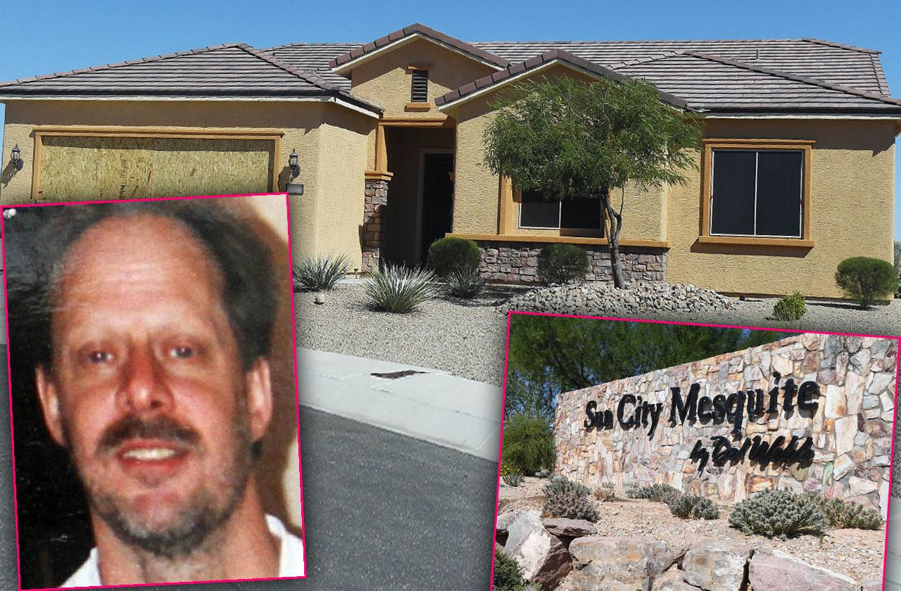 Stephen paddock las vegas murderer second house of horrors sells