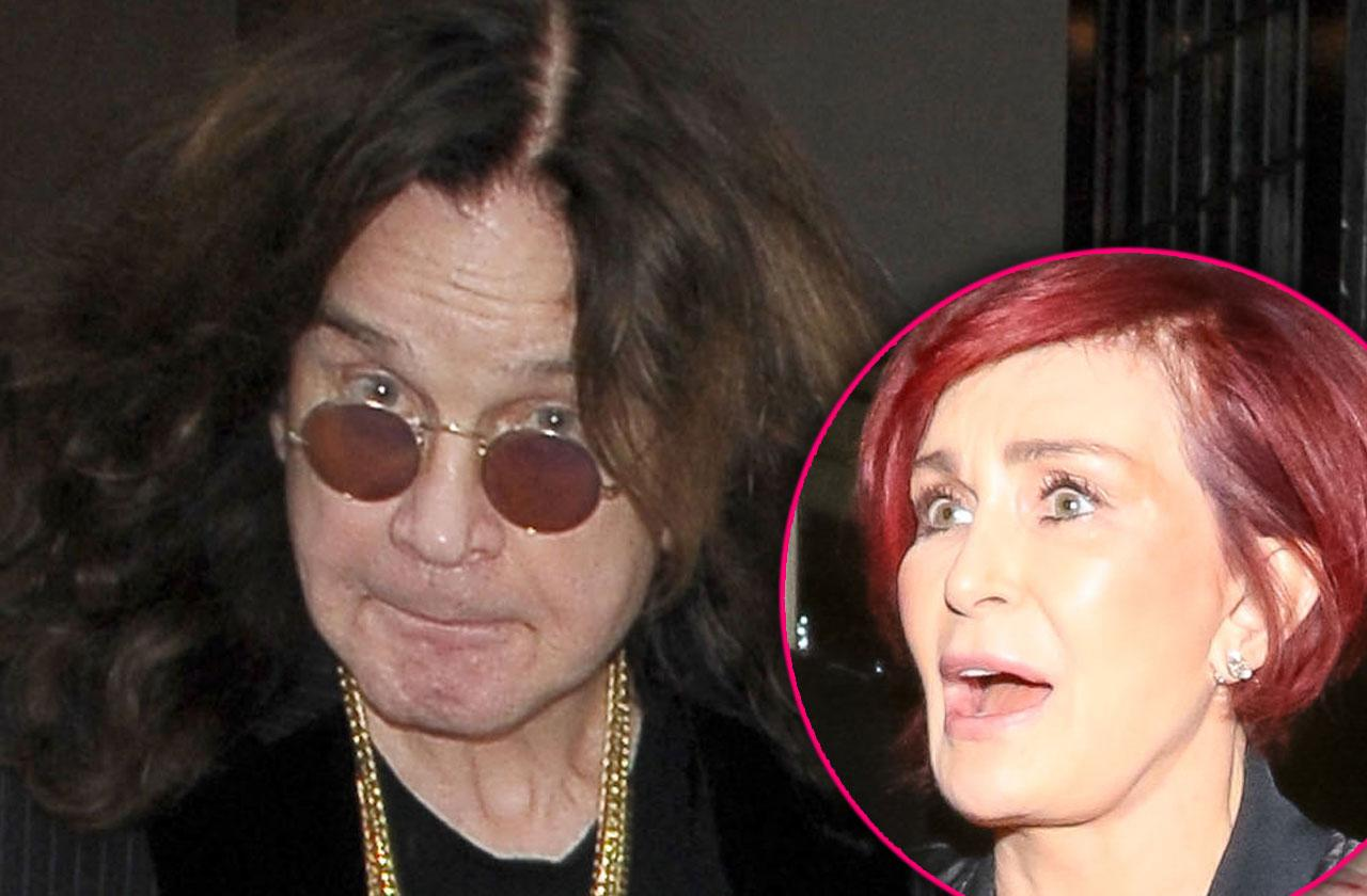 Ozzy Osbourne Hospitalized After Flu Complications