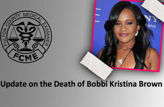 Bobbi Kristina Brown Cause Death Revealed Nick Gordon Murder Accusations