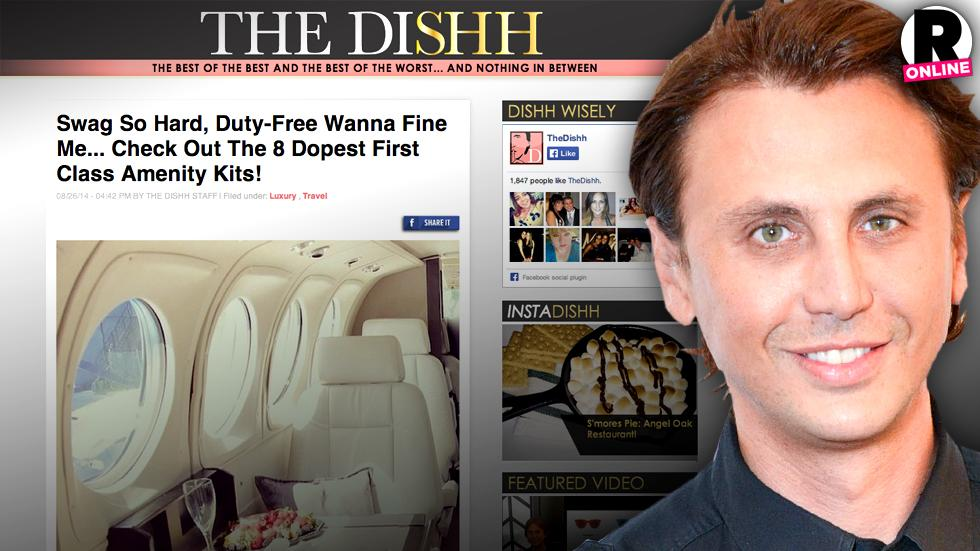//jonathan cheban discusses the dish restaurant kardashians interview pp sl