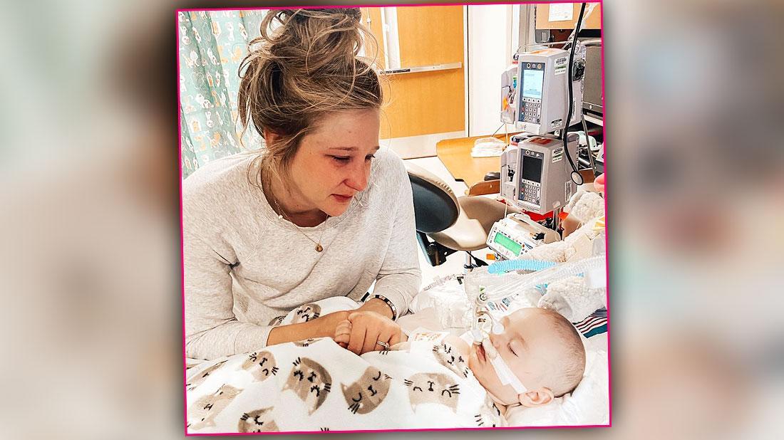 YouTube Star Brittani Boren Leach Shares Tragic Photo Of Baby