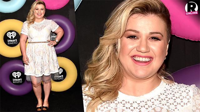 Kelly Clarkson Rihanna Cover Weight