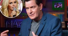//charlie sheen wwhl hiv health update pp