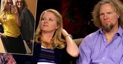 Christine brown weight loss husband kody fat shaming sister wives