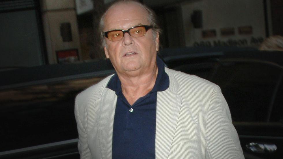Jack Nicholson Afraid Dying Alone
