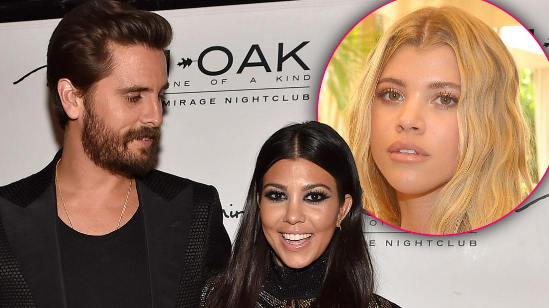 'KUWTK' Recap: Kourtney & Scott Agree They're Soulmates