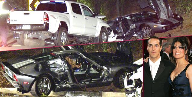 //salma hayek brother sami involved car accident gt passenger died  wide
