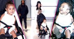 Kim Kardashian Kanye North West Photos