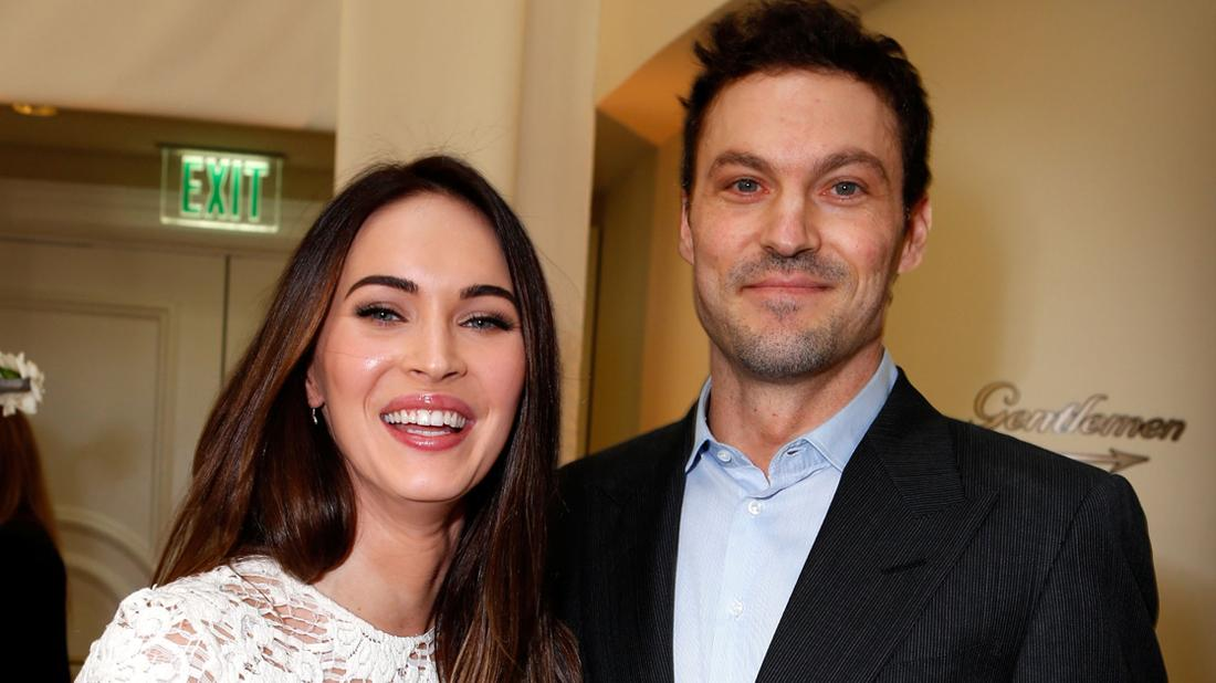Megan Fox And Brian Austin Green Gamble On Joint Rom-Com To Save Marriage