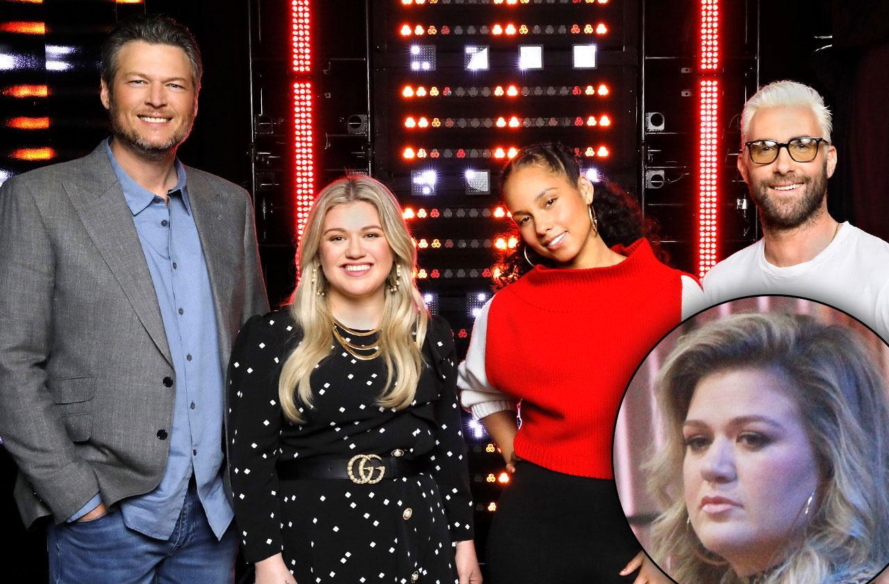 //The Voice Kelly Clarkson Diva  pp