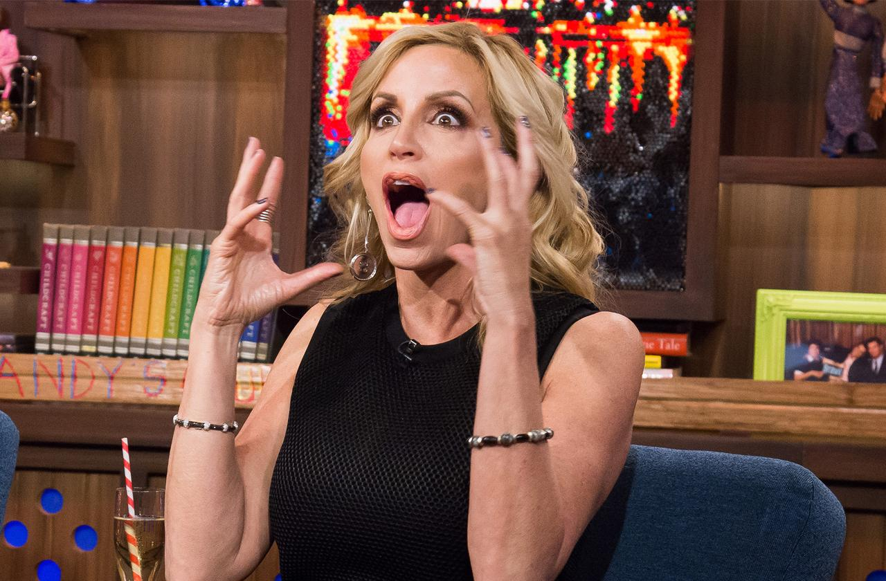 //camille grammer saves jewelry in house fire pp
