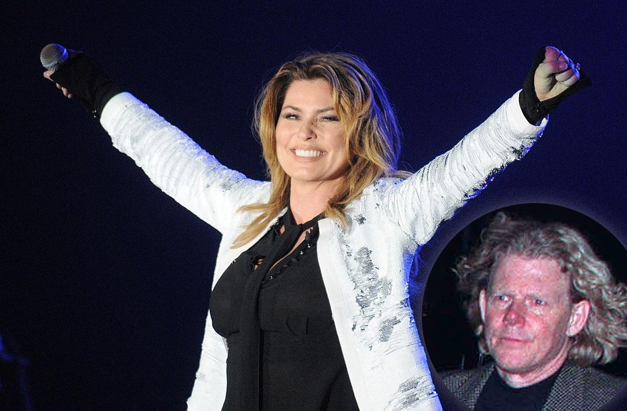 //Shania Twain Love Affair Launched Career radar pp