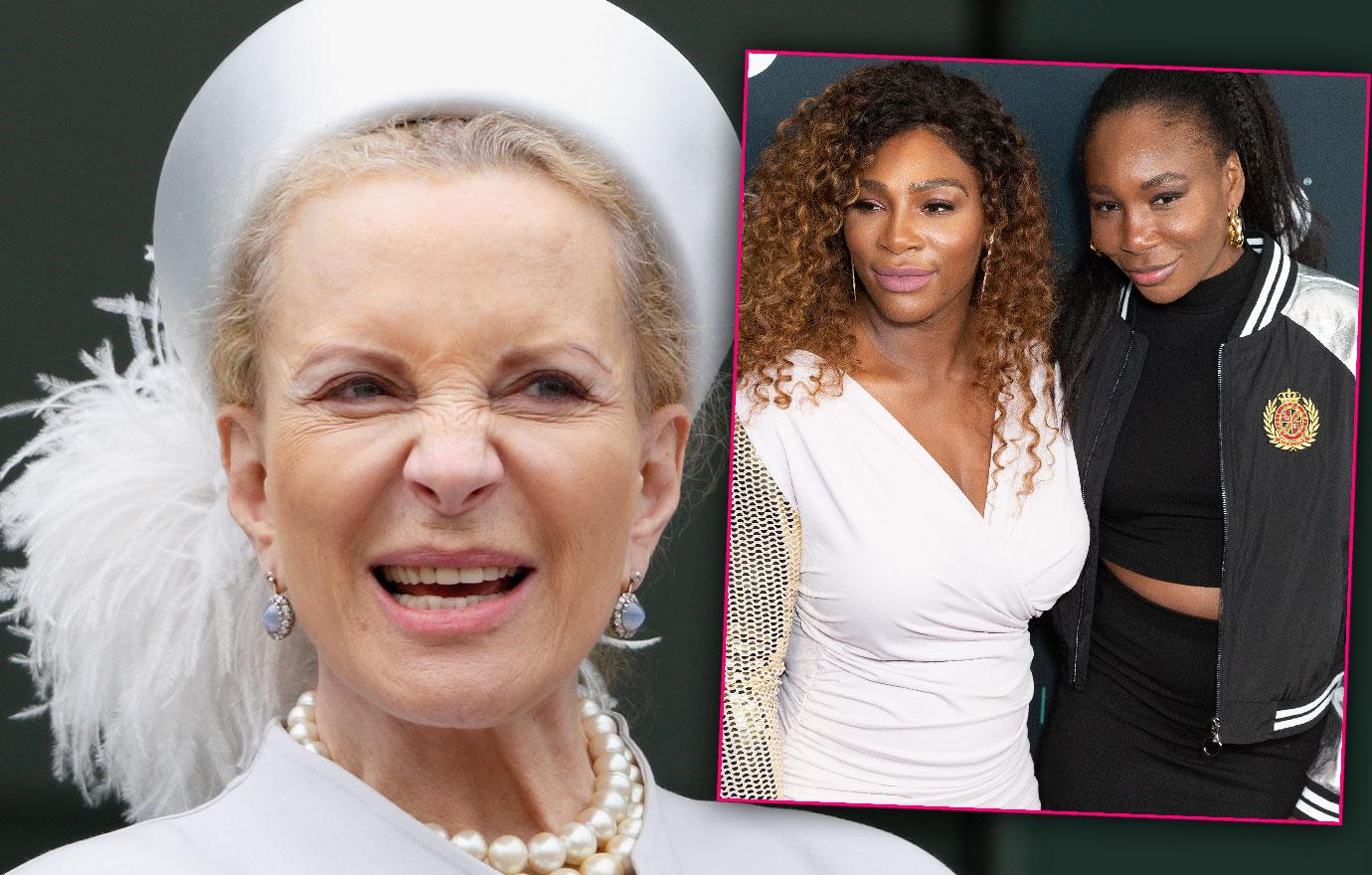 Princess Michael Of Kent New Racist Controversy Venus And Serena