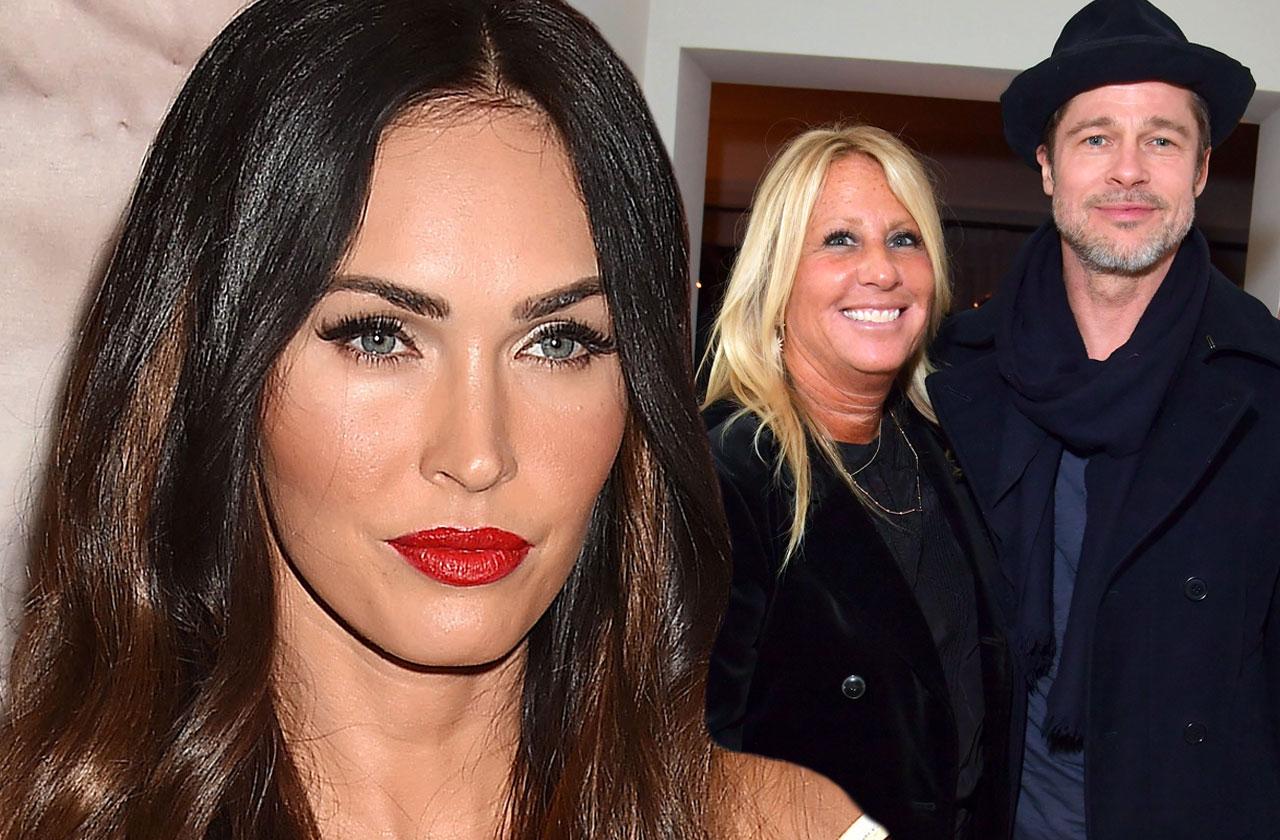 Megan Fox Lawsuit Brad Pitt Manager Cynthia Pett-Dante