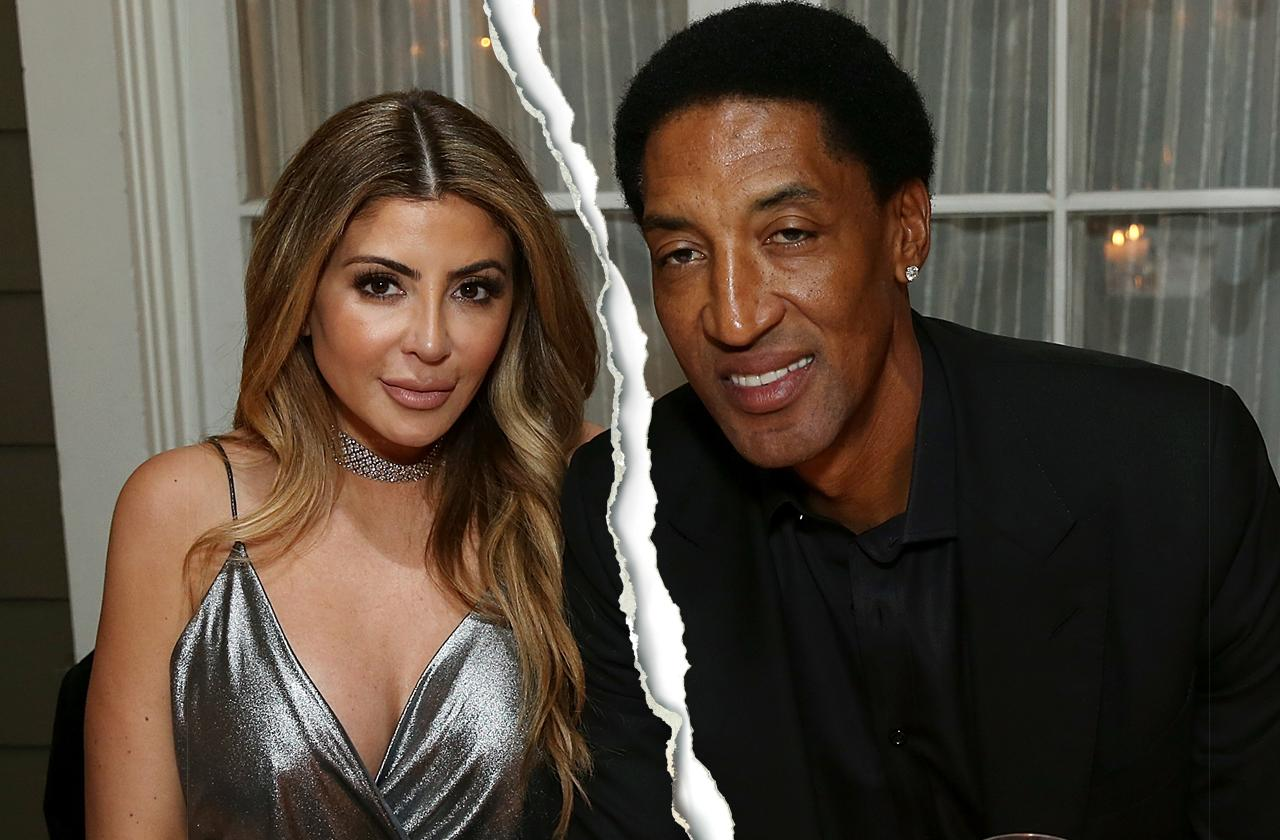 Larsa Pippen Files For Divorce From Scottie Pippen
