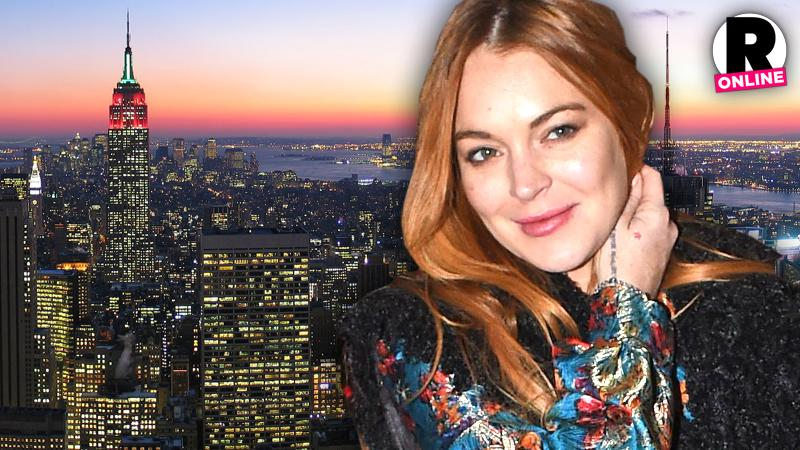 //homesick lindsay lohan moving back to america pp sl