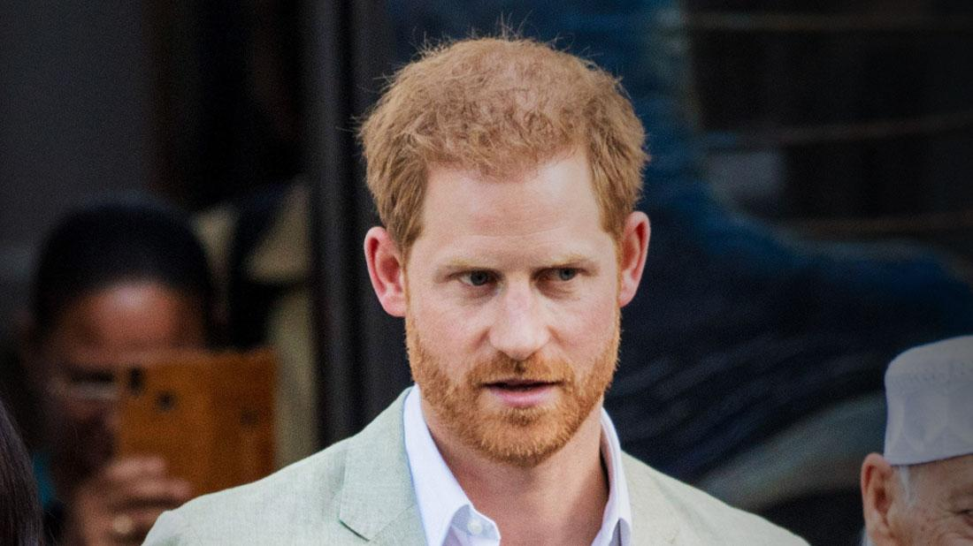 Prince Harry Worried About Mental Health Before Royal Exit