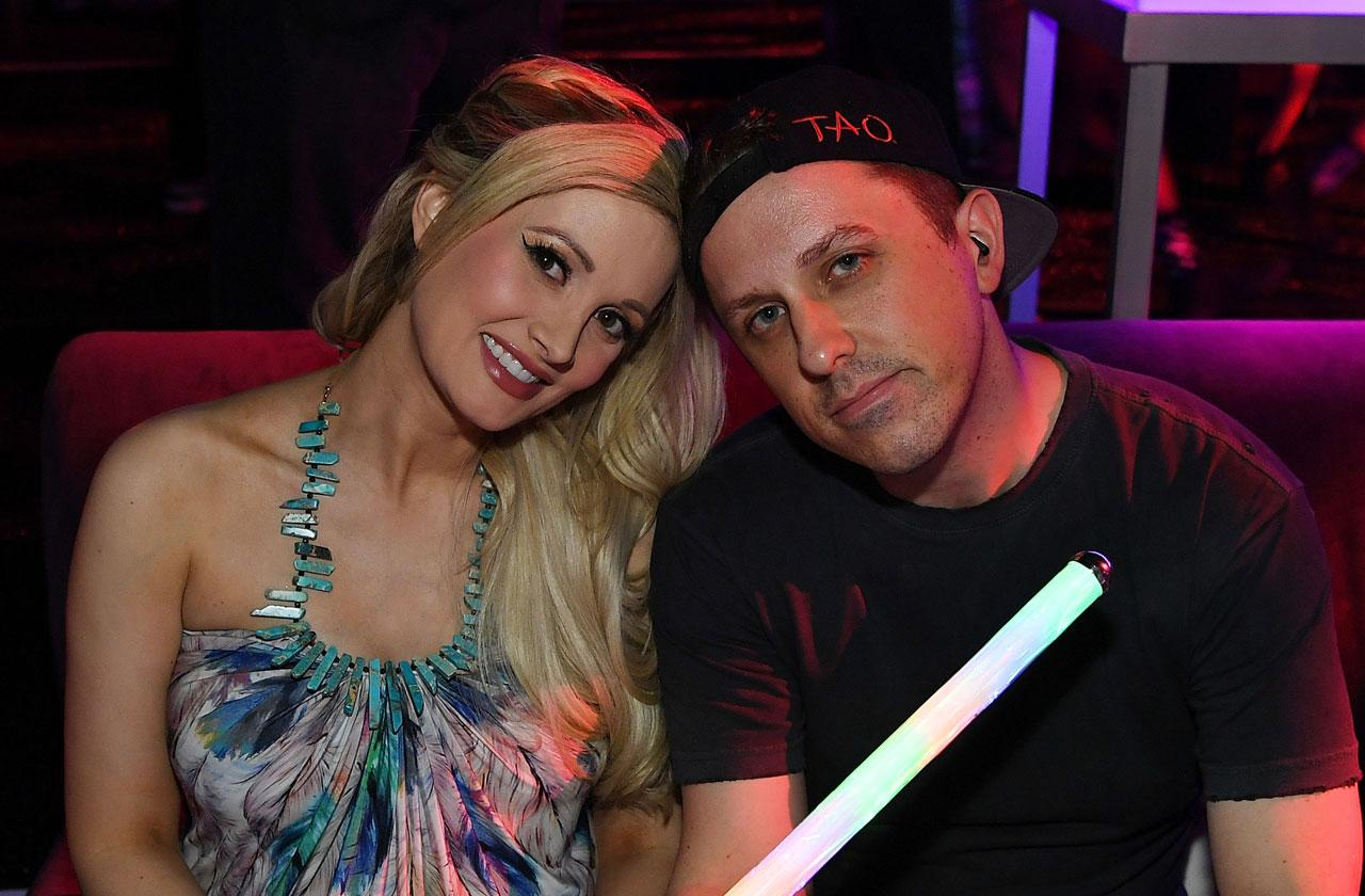Holly Madison Husband Confirms Split