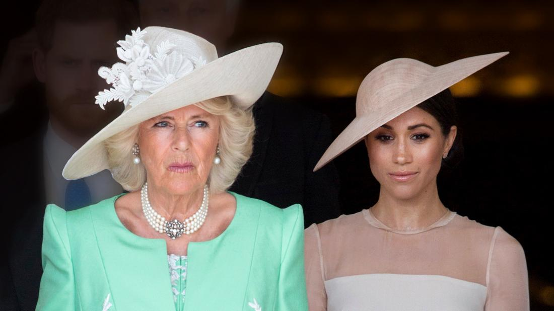 Duchess Camilla Encouraged Meghan Markle To Leave Royal Family